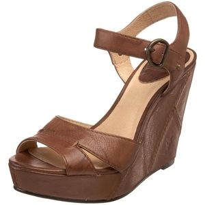 Frye Campus Corrina Wedge Sandal 8